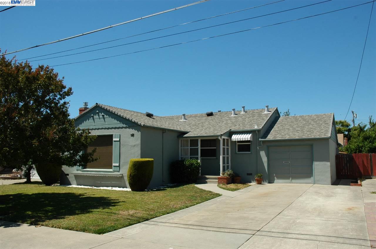 1427 Abbey Ave, San Leandro, CA 94579 Single Res Beds 3 Baths 1 ...